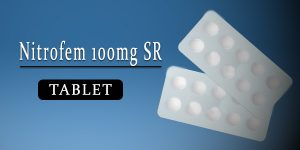 Nitrofem 100mg Tablet SR