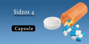 Sidzox 4 Capsule