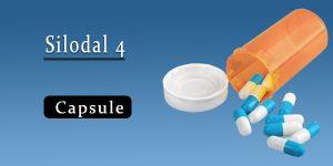 Silodal 4 Capsule