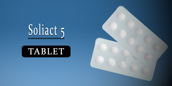 Soliact 5 Tablet