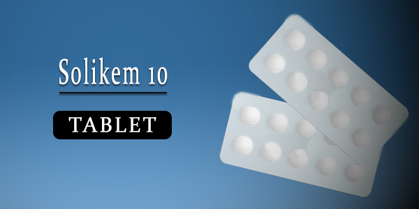 Solikem 10 Tablet