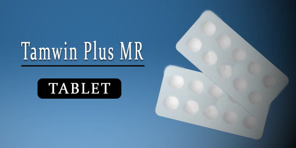 Tamwin Plus Tablet MR