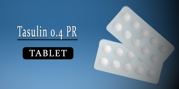Tasulin 0.4 Tablet PR