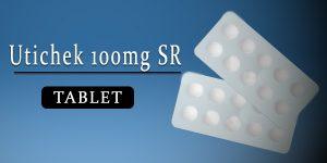Utichek 100mg Tablet SR