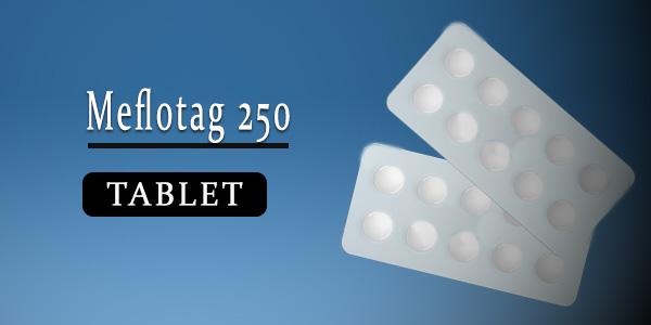 Meflotag 250mg Tablet