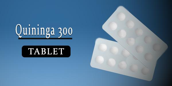 Quininga 300mg Tablet
