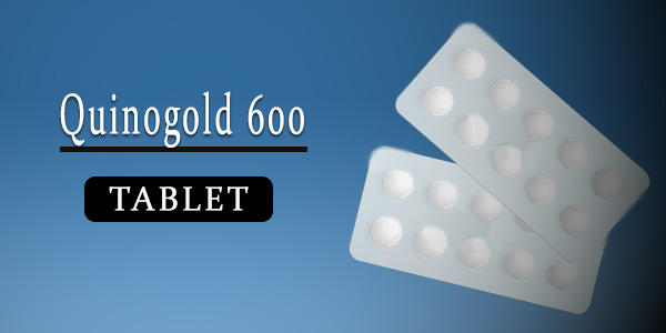 Quinogold 600mg Tablet