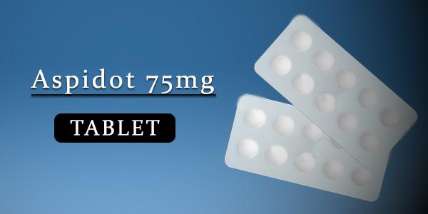 Aspidot 75mg Tablet